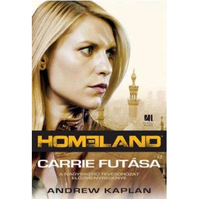 Andrew Kaplan: Homeland - Carrie futása