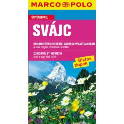 Svájc /Marco Polo (Marco Polo Útikönyv)