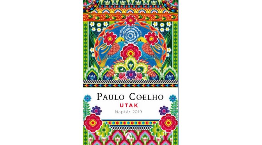 luca naptár 2019 Utak   Naptár 2019 (Paulo Coelho)   Naptár, kalendárium luca naptár 2019