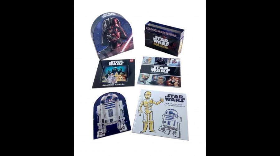 Star Wars - Betűfalók könyvtára