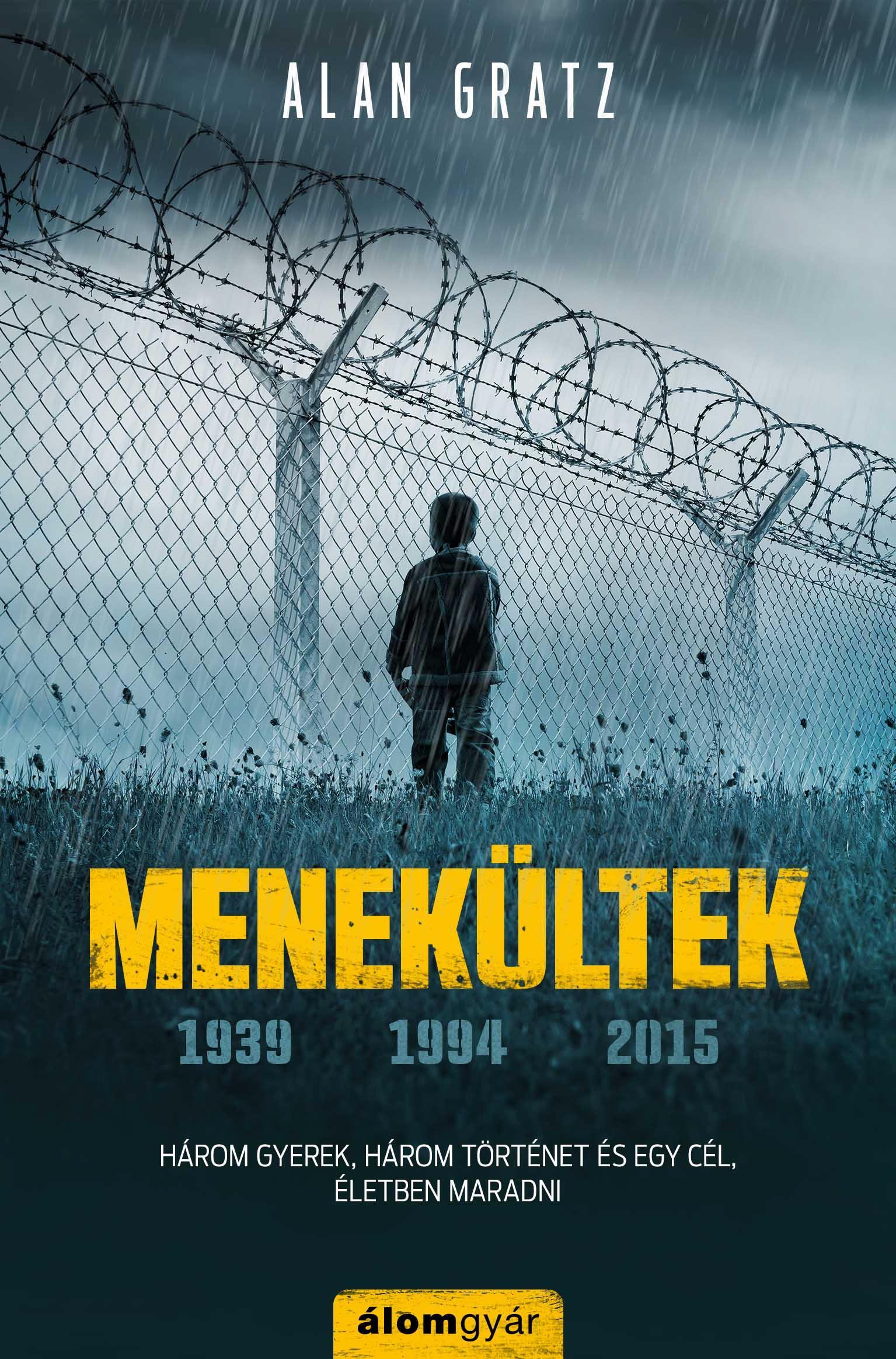 Már a magyar boltok polcain is ott van a Menekültek